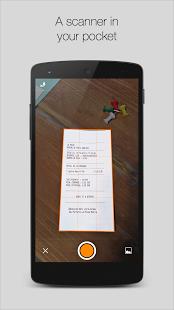 Capture d'écran Genius Scan – PDF Scanner