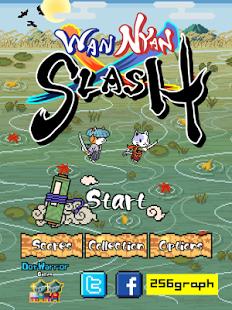 Capture d'écran Wan Nyan Slash