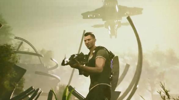 Capture d'écran Stormdivers