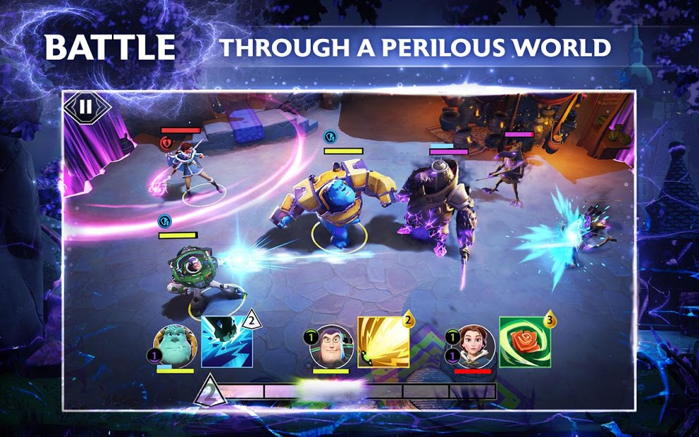 Capture d'écran Disney Mirrorverse Android
