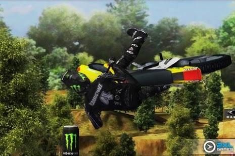 Capture d'écran Ricky Carmichael's Motocross
