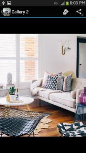 Capture d'écran Idée décoration – Appartement