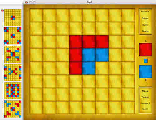 Capture d'écran BvsR