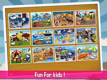 Capture d'écran Fun for Toddlers 2