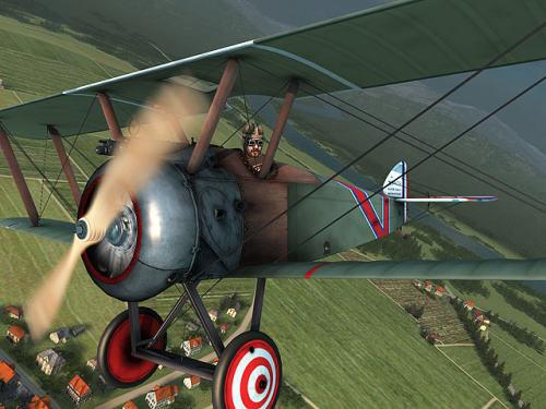 Capture d'écran Vintage Aircrafts 3D Screensaver