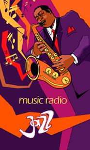 Capture d'écran Jazz Radio