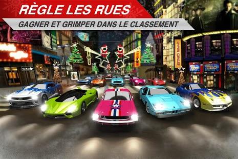 Capture d'écran Light Shadow Racing Online