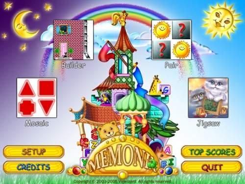 Capture d'écran Memonix