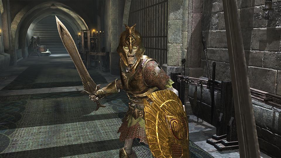 Capture d'écran Elder Scrolls: Blades