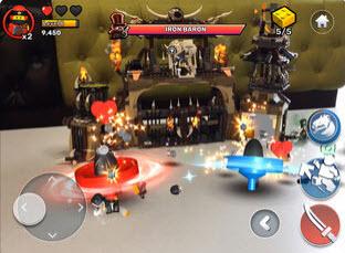 Capture d'écran LEGO® AR Playgrounds iOS