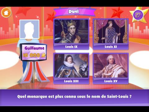 Capture d'écran Les 12 Coups de Midi ! iOS
