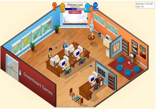 Capture d'écran Game Dev Tycoon