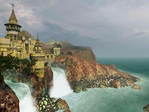 Capture d'écran Ancient Castle 3D Screensaver