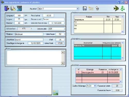Capture d'écran Aquapep2