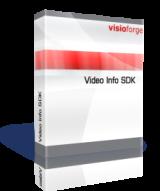 Capture d'écran VisioForge Video Info SDK (Delphi Version)