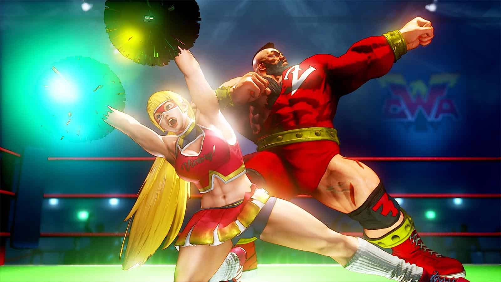 Free Street Fighter V For One Week On Pc And Ps4 Trial