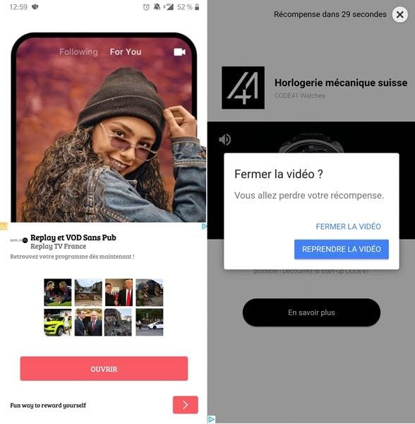 Zynn fake app