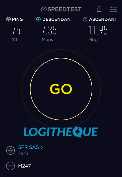 ookla speedtest windscribe