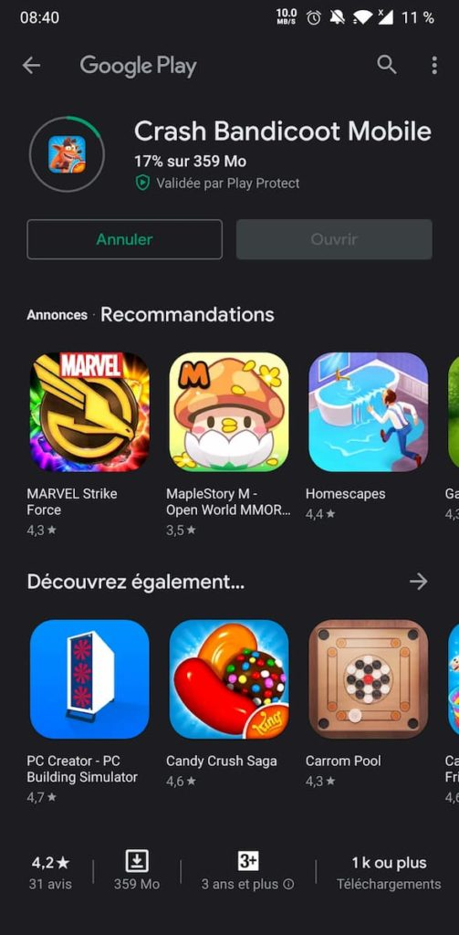 Crash Bandicoot Download