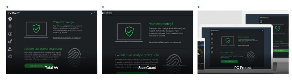 PC Protect, ScanGuard TotalAV