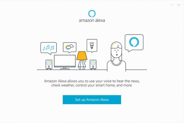 How to install Amazon Alexa on your Windows 10 PC?