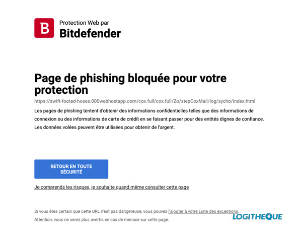 Anti-phishing