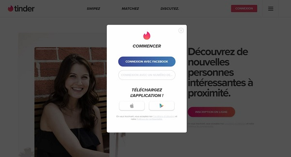 A Tinder vulnerability allowed to access a user's account with his