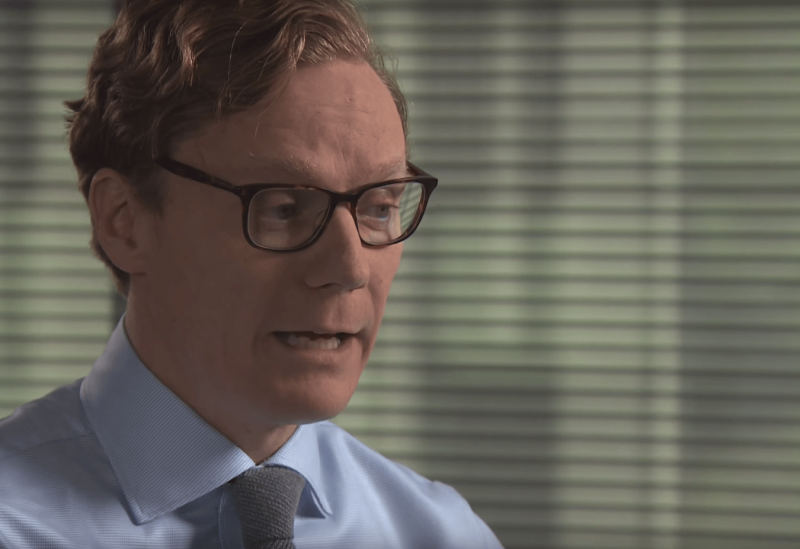 Alexander Nix, PDG de Cambridge Analytica