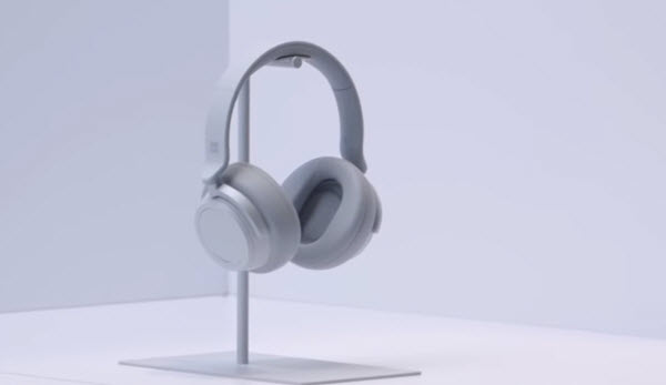 Casque sans fil Surface Headphones