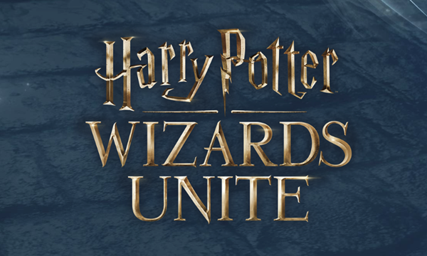 Logo Harry Potter Wizards Unite