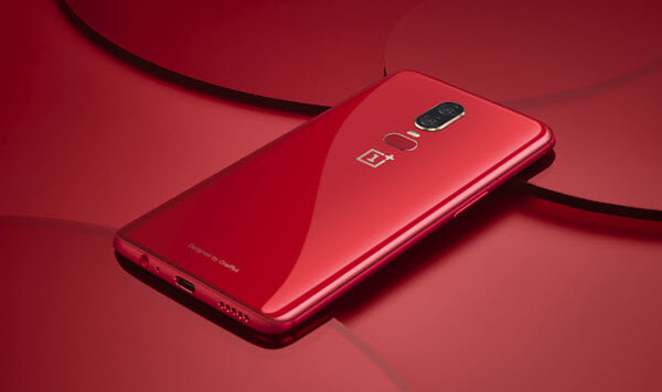 OnePlus Red, sortie prévue dans la semaine du 9 au 15 juillet 2018.