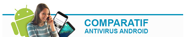 Comparatif Antivirus Android