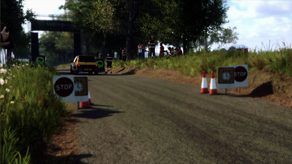 Test Dirtrally