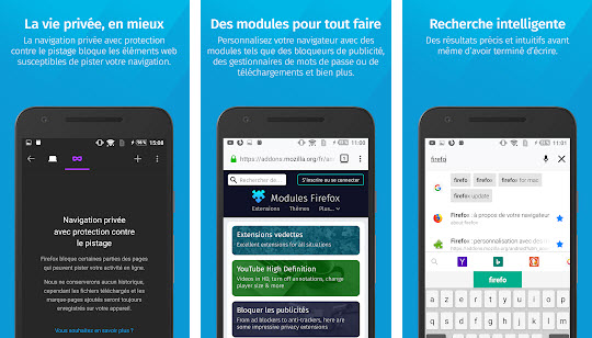 Mozilla abandons Firefox Android for the benefit of