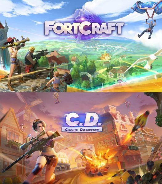 creativedestruction fortcraft - fortnite name changer pc
