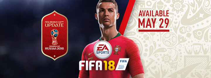 Fifa 18 mode coupe du monde