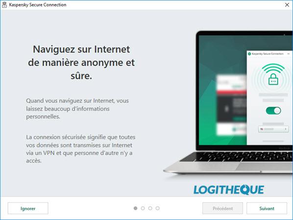 Test antivirus gratuit : Kaspersky Free 2019