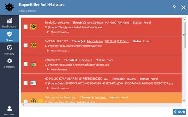 What are the alternatives to Malwarebytes Anti-Malware?