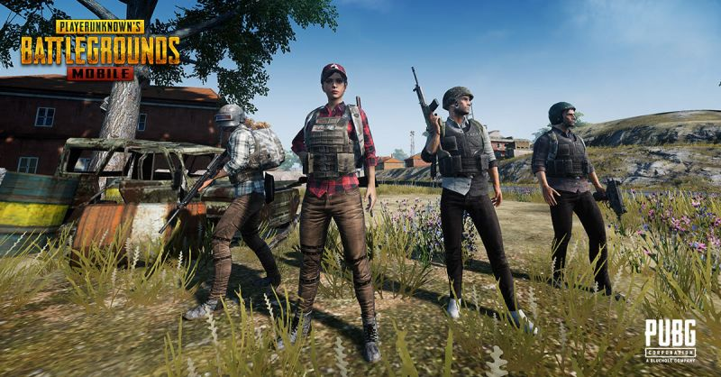 Release of PUBG mobile in France: all the information