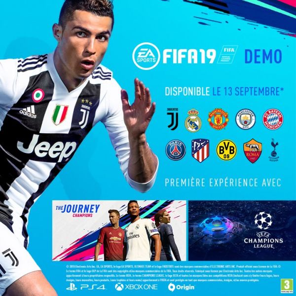 How to download the FIFA 19 demo?