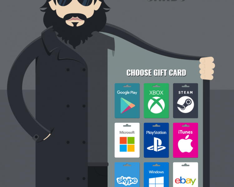 Free gift card generator: beware of this well-tried scam