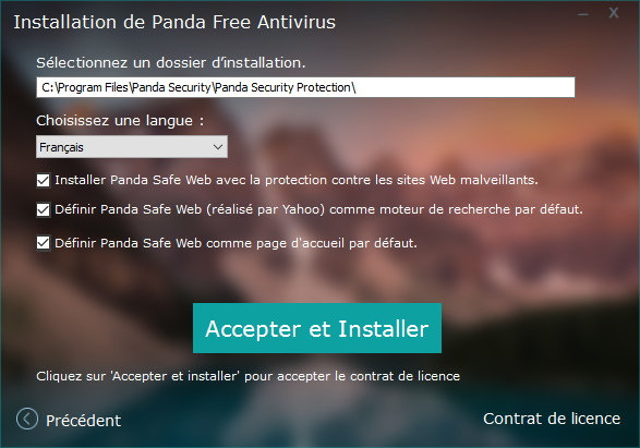 antivirus free test online