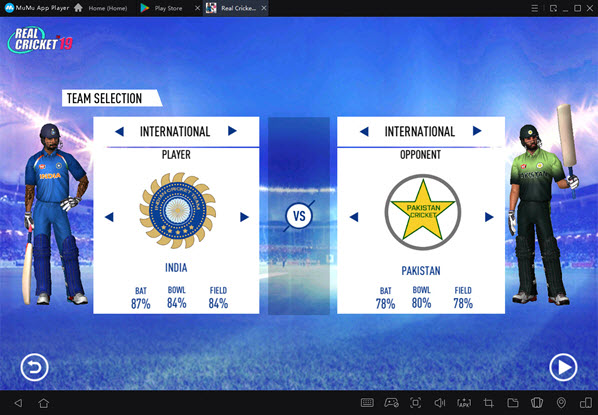How to play Real Cricket 19 on your PC?