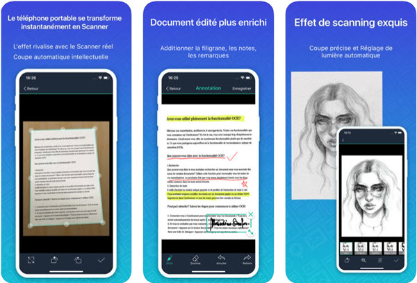 Top 10 scanner applications for smartphones and tablets