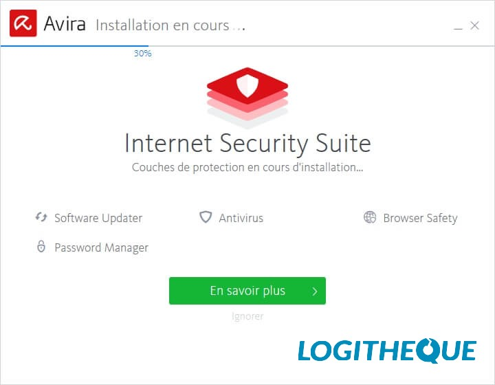 Test Avira Internet Security Suite