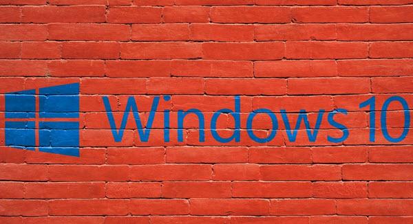 LA DERNIÈRE MISE À JOUR DE WINDOWS 10 DÉGRADE LES PERFORMANCES DES CARTES GRAPHIQUES Windows%2010-%20fond