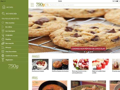 Recette Des Cookies Aux Pépites De Chocolat 750 Grammes You