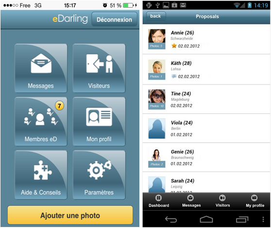 Sites de rencontre pour telephone mobile