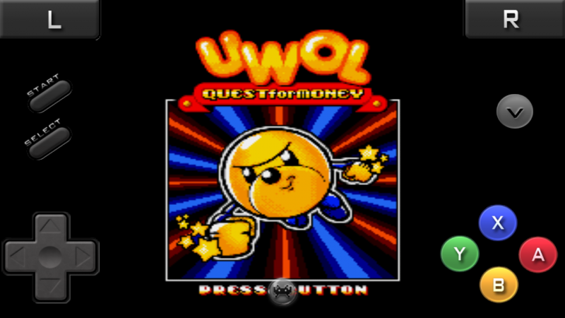 Emulators for Android: when retrogaming is introduced on