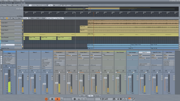 What does it take to compose and record your own music?